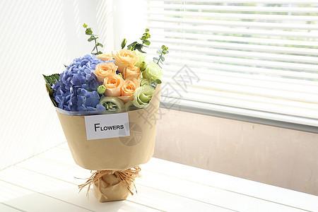 小清新花束图片