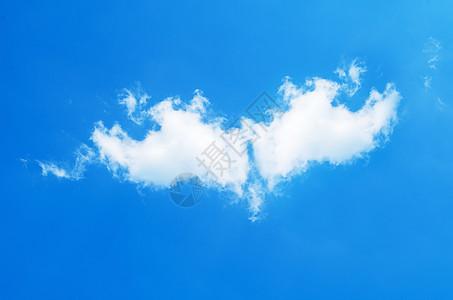 翅膀云图片