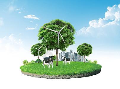 环境 保护环境 保护自然 人与自然 图片