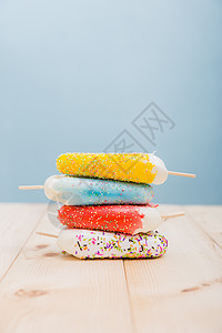 清新文艺夏日甜品雪糕图片
