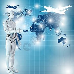 机器人科技图片