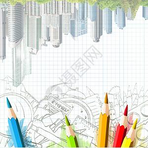 城市规划的形成图片