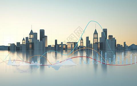 城市背景运输数据图片