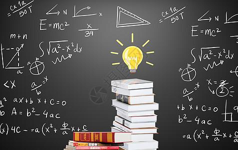 创意教学元素图图片