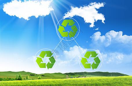 环保循环图片