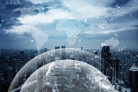 全球化大数据图片