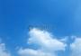 夏季的天空图片