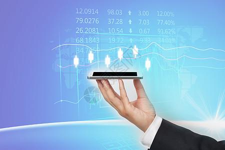 商业金融科技图片