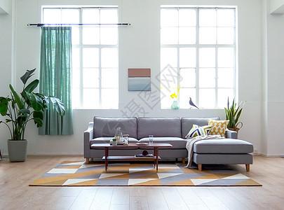 北欧风室内家具图片