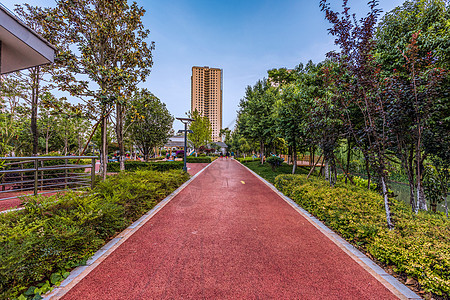 城市园艺绿化图片