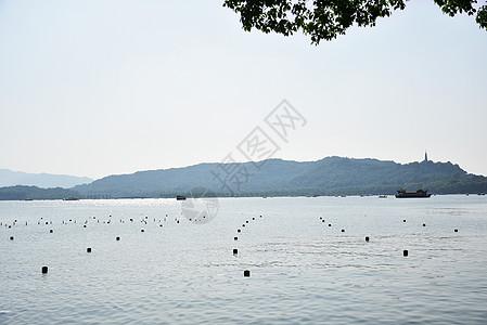 杭州西湖美景图片