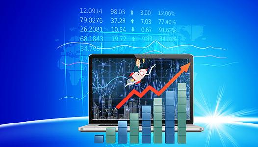 创意金融科技图片