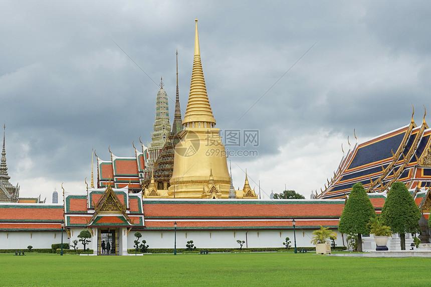 泰国曼谷大皇宫摄影图片免费下载_自然/风景图库大全