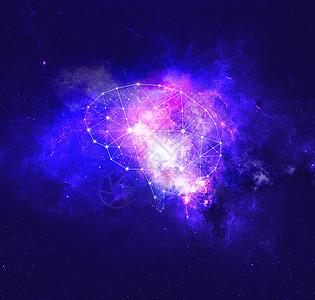 绚丽神秘的星空图片
