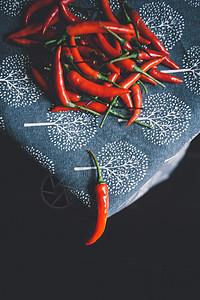 鲜辣椒图片