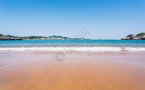 海岸海岛沙滩海湾图片