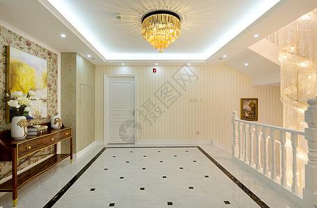 别墅内部空间图片