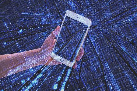 信息化高科技图片图片