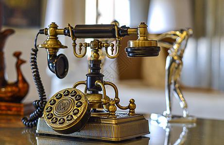 复古的电话图片