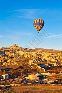 土耳其热气球图片