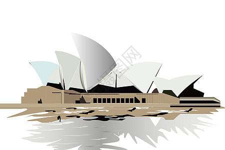 悉尼歌剧院图片高清图片