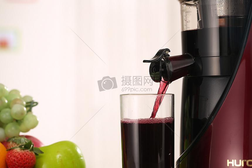 榨汁机图片