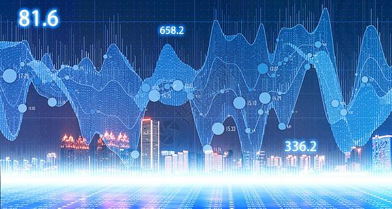 数据城市经济图片