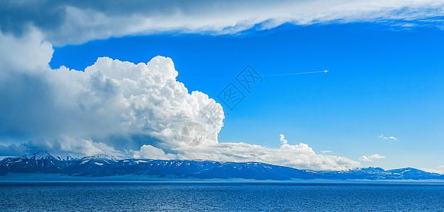 壮观的云彩图片