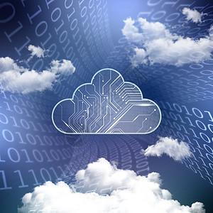 云计算,云数据图片