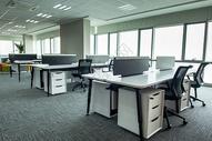 写字楼办公区域图片