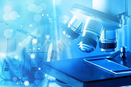 DNA实验室科技图片