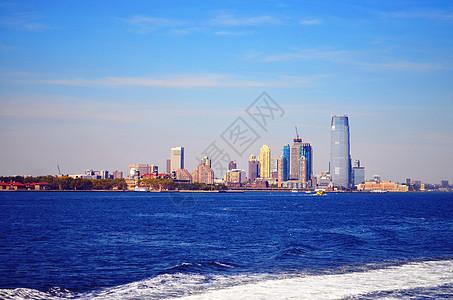 纽约曼哈顿城市风光图片