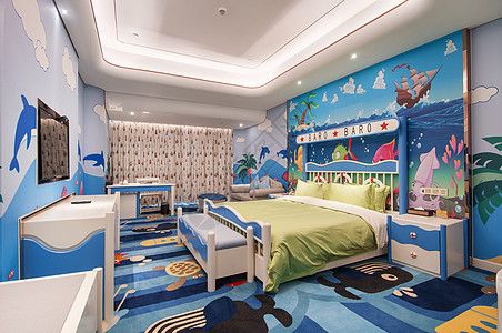 酒店客房图片