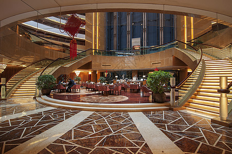 五星酒店大堂效果图_高级酒店大堂高清图片下载-正版图片500481099-摄图网