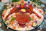 海鲜美食图片