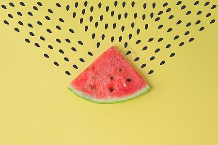 水果西瓜创意摄影图片