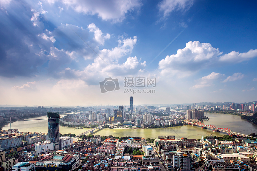 柳州全貌图片
