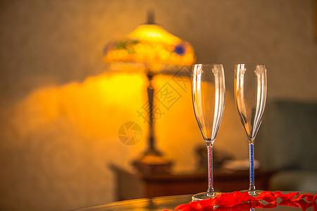 香槟杯图片