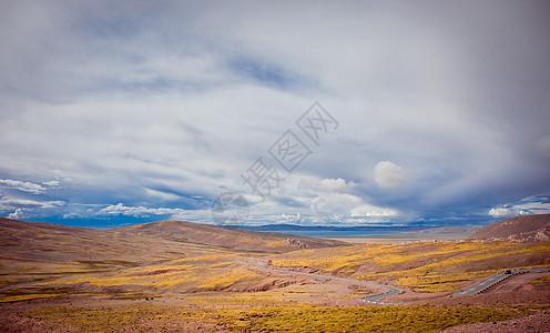 纳木错湖的天空图片
