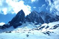 云南丽江-玉龙雪山图片