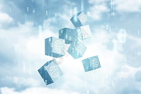 互联网科技背景图片