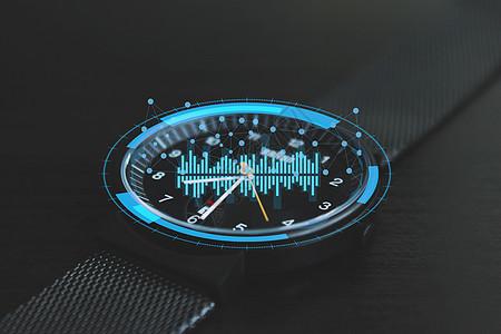 科技手表图片