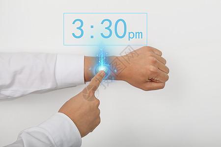 科技展现时间图片
