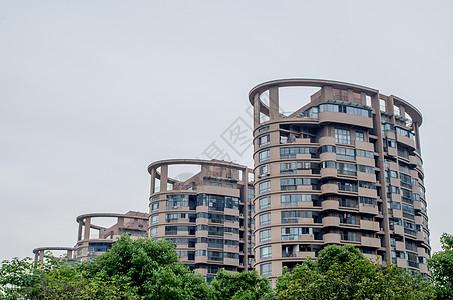 具有美感的城市建筑图片
