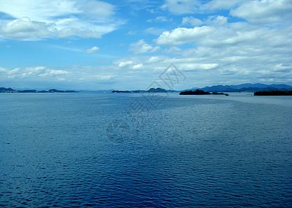 浙江杭州千岛湖美景图片