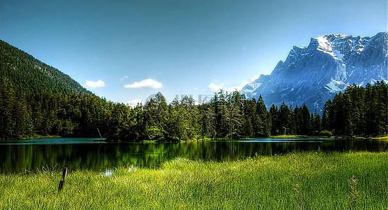 意大利白云岩景观图片