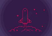 航空航天动画素材图片