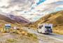 峡谷公路旅行图片