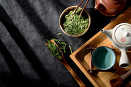 茶道素材图片