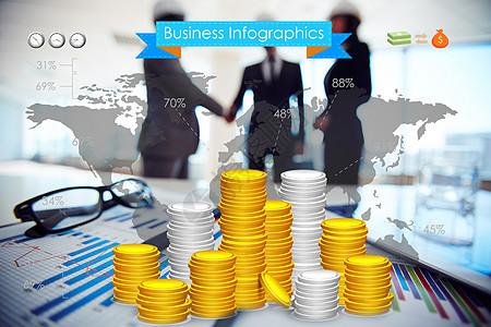 商务与金融图片
